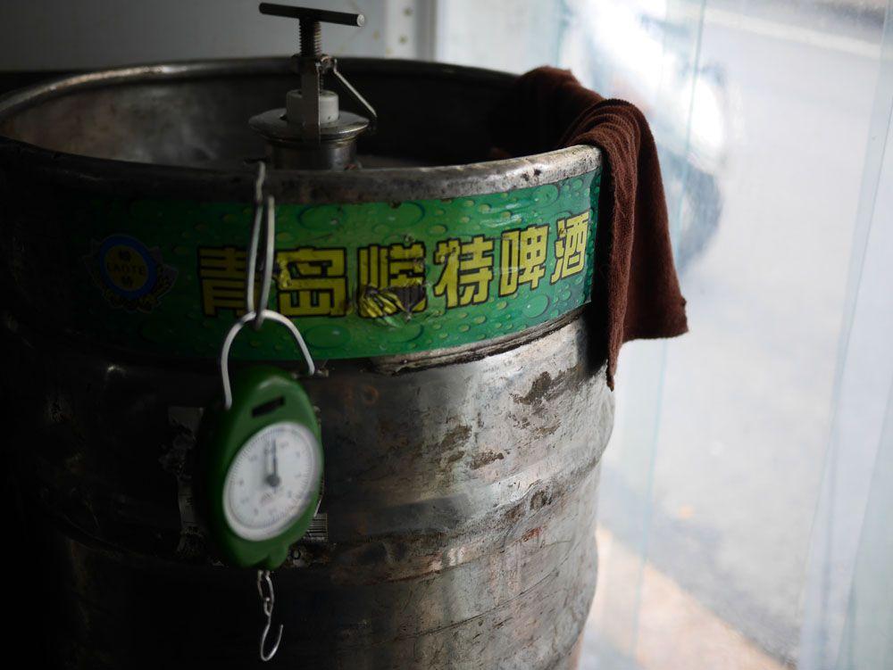 青島ビールだけじゃない!ラオテビールやコーラも美味