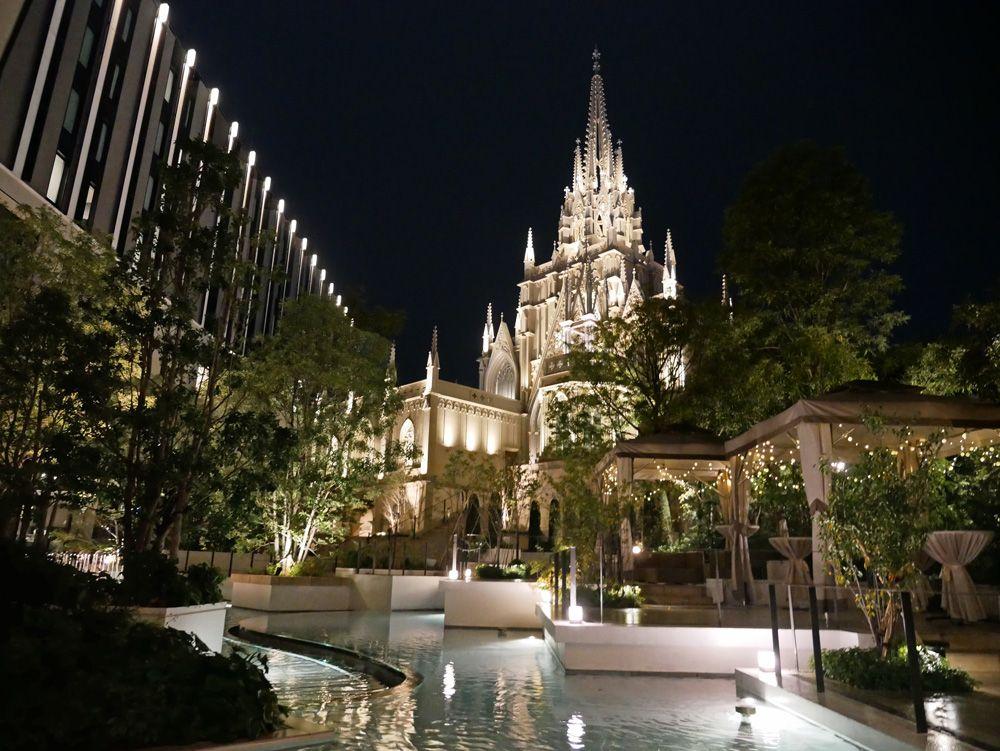特別な時間を過ごせる、ストリングスホテル 名古屋