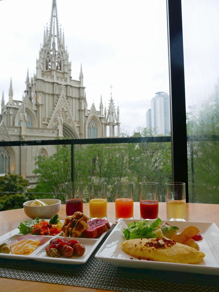 ストリングスホテル 名古屋の朝食はマスト!