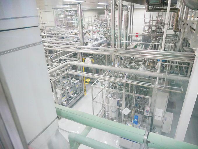 コカ・コーラ社の責任と覚悟を実感できる工場