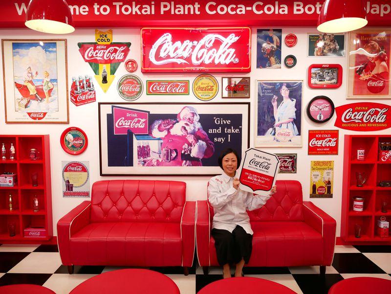 本場アトランタの体験コンテンツも!コカ・コーラ東海工場