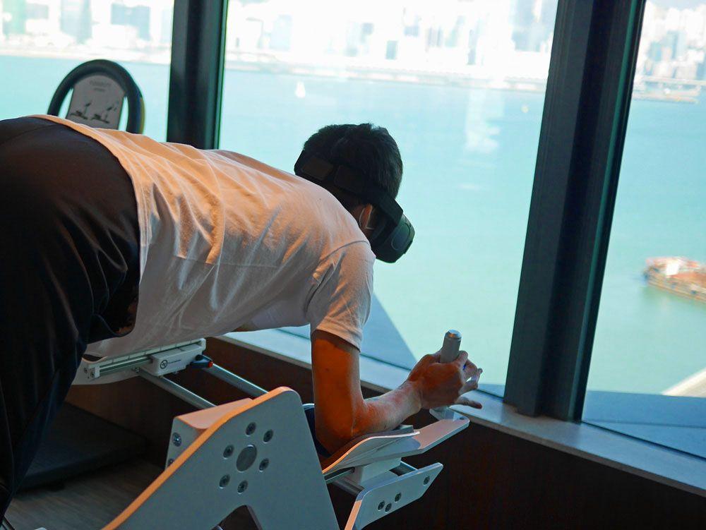 屋上プールに、VRフライングマシーンも!