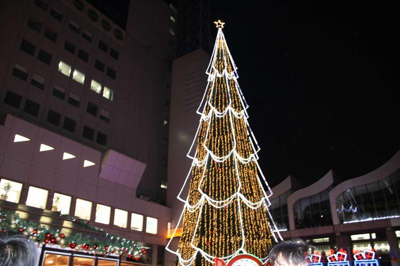 メリーゴーランドも楽しめるドイツクリスマスマーケット、大阪で毎年開催!