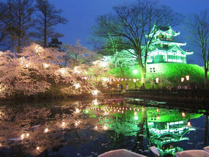 レトロな町並みと桜がキレイな城下町「高田」