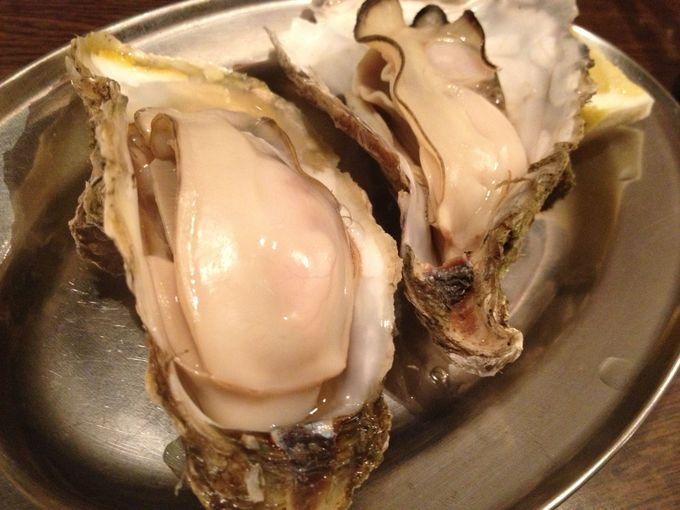 「貝鮮炭焼 大厚岸」で年中新鮮な厚岸産牡蠣を堪能!
