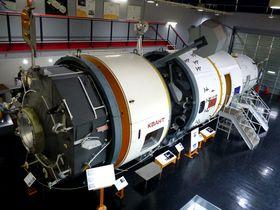 世界で一機!苫小牧市科学センターで宇宙ステーション「ミール」に夢を馳せる!