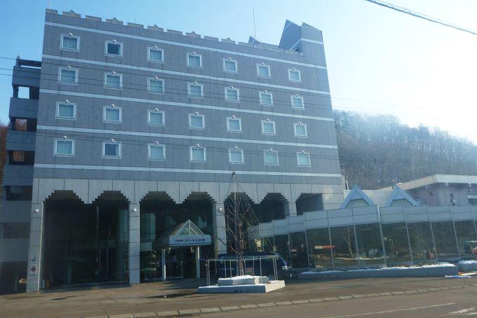 1.芦別温泉スターライトホテル/北海道