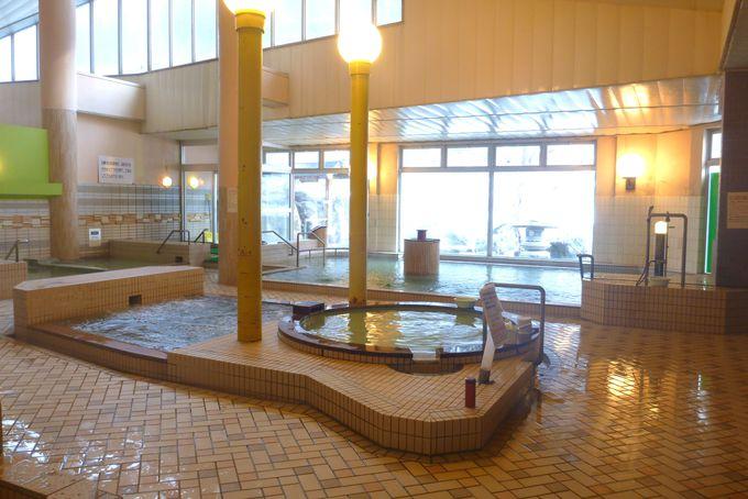 芦別温泉は北海道唯一の環境省指定、「国民保険温泉地」