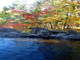 大雪山国立公園内の温泉郷!「糠平舘観光ホテル」は森の秘湯