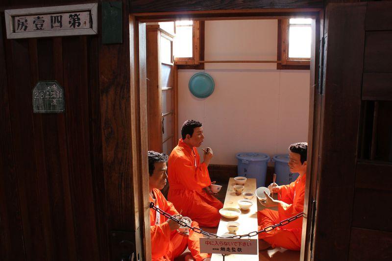 破獄せよ!博物館網走監獄で囚人体験!?
