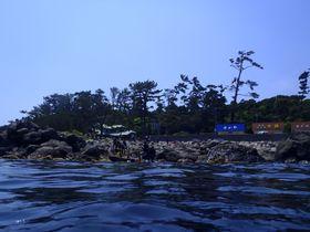 初島でダイビングしよう!はじめてでもOK!東京周辺から日帰りも可能なリゾートアイランド!