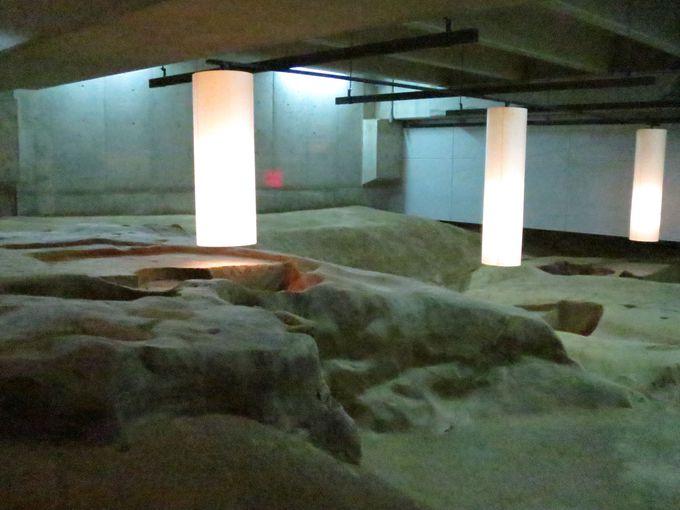 「大阪歴史博物館」地下の古代遺跡ツアーに参加しよう