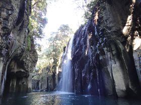 神話の里の絶景パワースポット!宮崎県「高千穂峡」と「天安河原」
