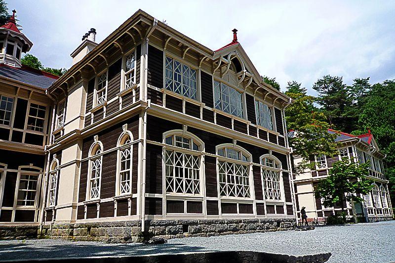 日本人だけで造り上げた西洋建築