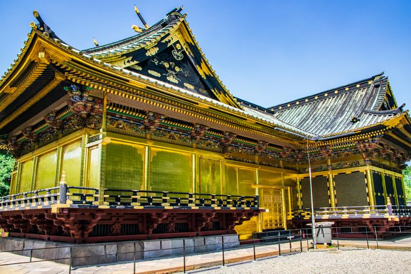 ご利益と見所が詰まった上野東照宮