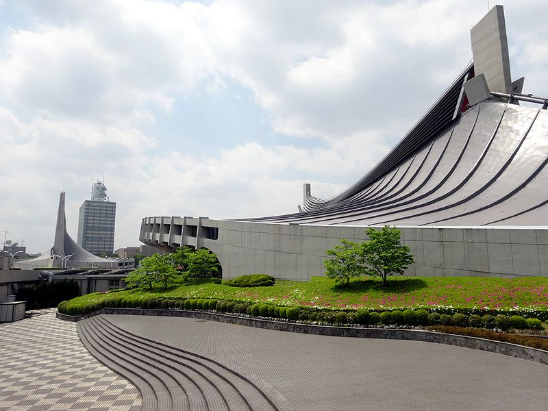東京オリンピックの感動をもう一度!東京「代々木公園」の五輪レガシー