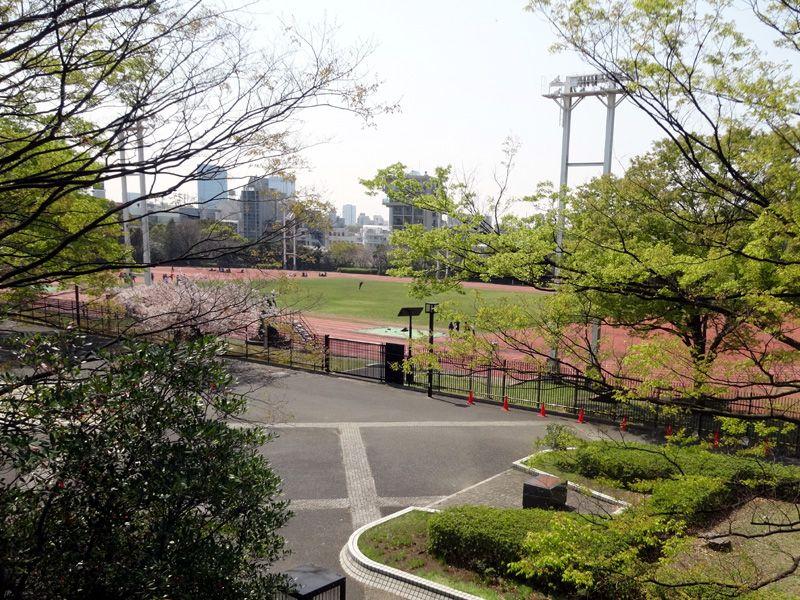 代々木公園陸上競技場