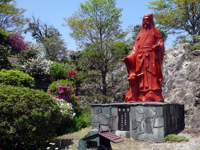 「萩・葛」の高浄山長昌寺