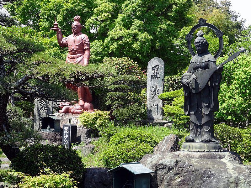 「藤袴・なでしこ」の象頭山極楽寺