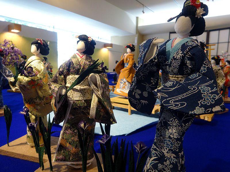 クールジャパン『ORIGAMI』!文京区「おりがみ会館」で伝統文化に触れる
