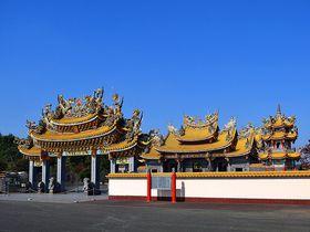 TV「西遊記」のロケ地、坂戸市「聖天宮」で驚きの台湾体験