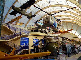 大空の歴史とロマン!日本の航空発祥の地、所沢航空記念公園
