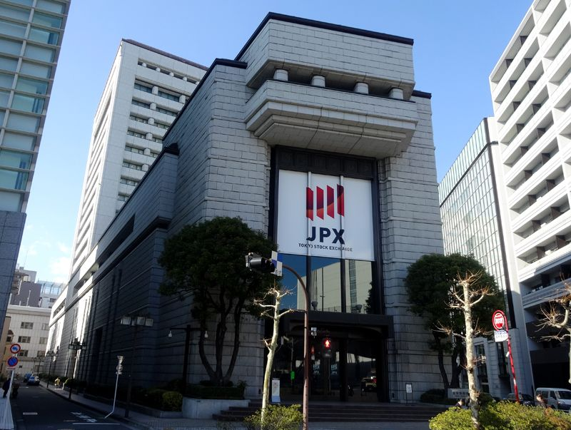 日本経済のヘソ、それが東京証券取引所