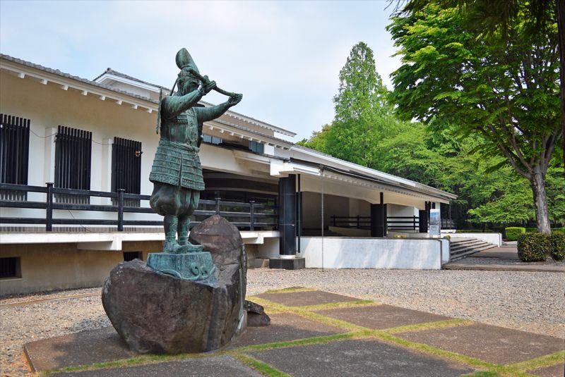 名将の歴史『新田荘歴史資料館』