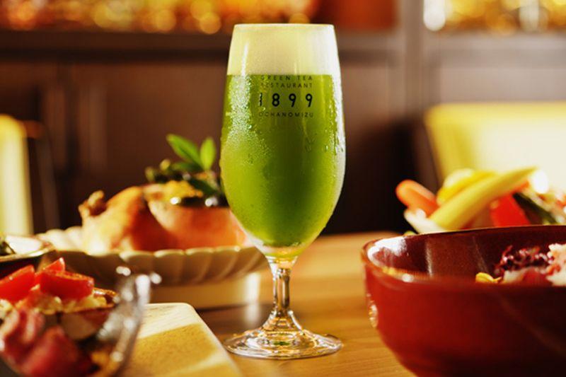 東京・お茶の水でお茶!抹茶ビールもある新感覚カフェ「1899 OCHANOMIZU」
