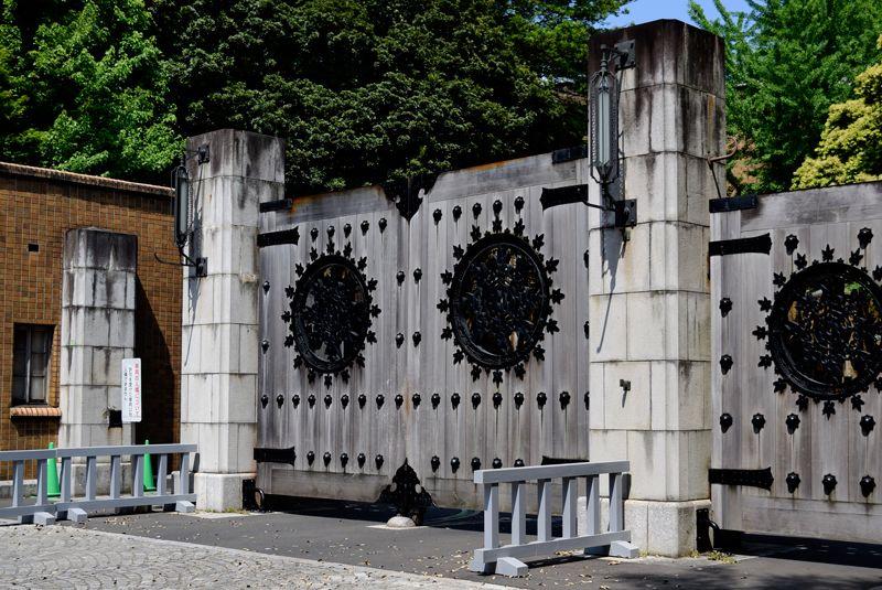 舞台は東京大学農学部