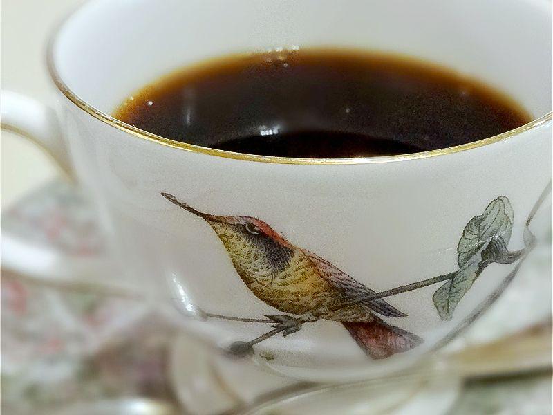 悪魔のような苦み走ったブラジルコーヒー