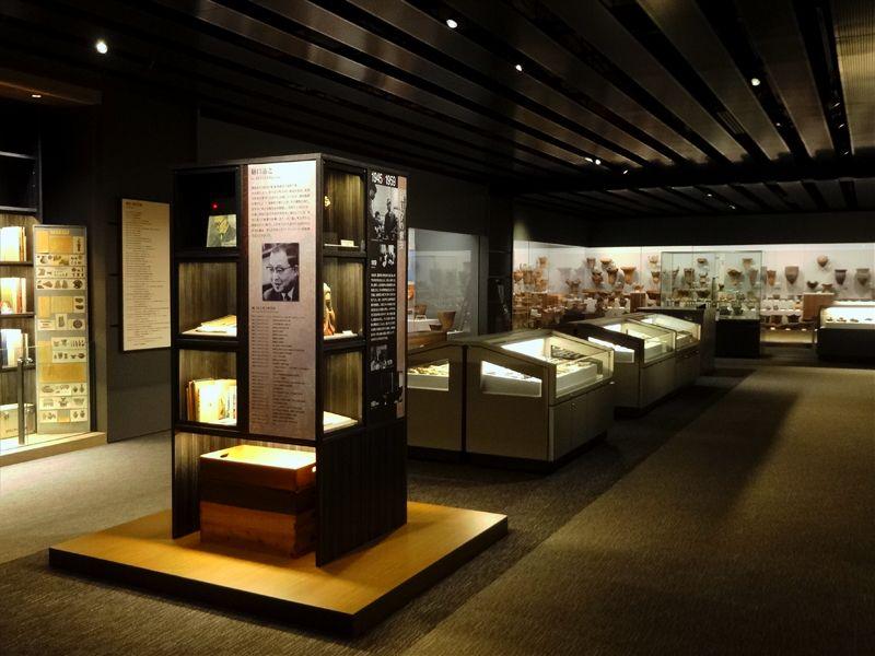 古代の信仰を発信する『國學院大學博物館』