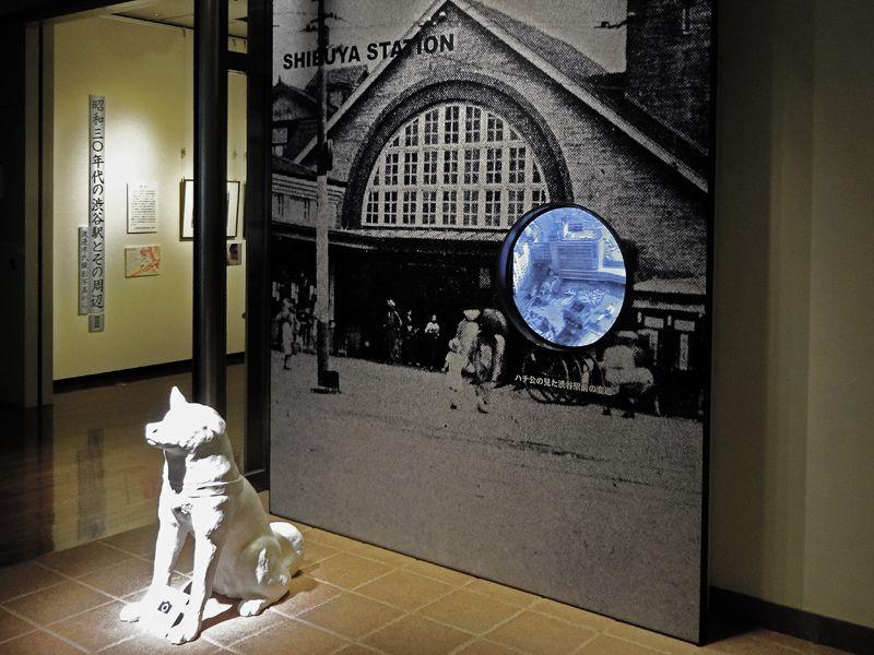 渋谷の歴史文化を発信する『白根記念渋谷区郷土博物館・文学館』