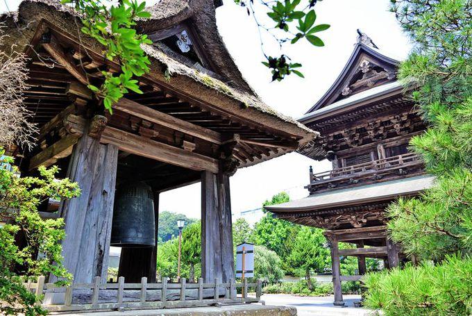 国宝にも記された初出の禅寺