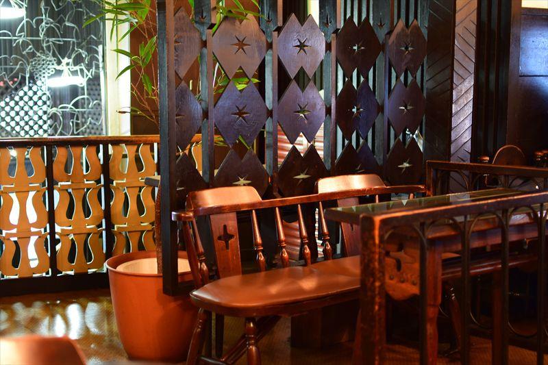 昭和のヴィンテージカフェ『アンヂェラス』
