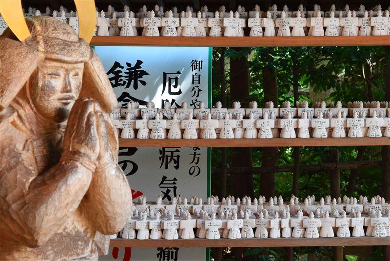 悲運の物語!鎌倉「鎌倉宮」で建武新政のプリンスに思いを馳せる