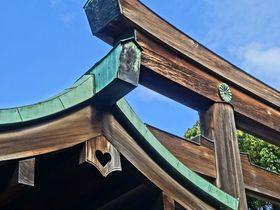明治神宮はハートフル神社!カップルで行きたいあったか初詣