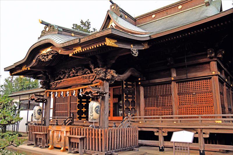 オールマイティなご利益『阿豆佐味天神社』