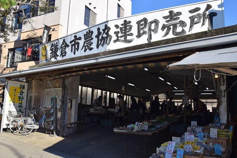 日本で最初と言われるマルシェ