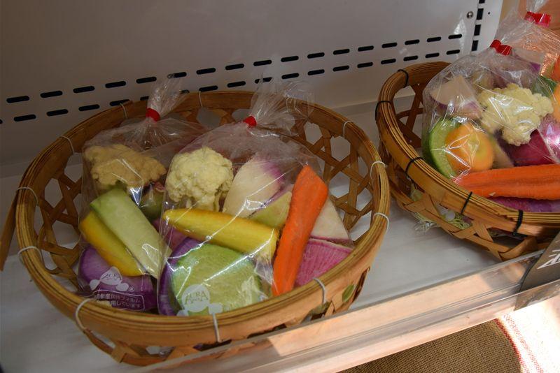 お土産や通販で鎌倉野菜