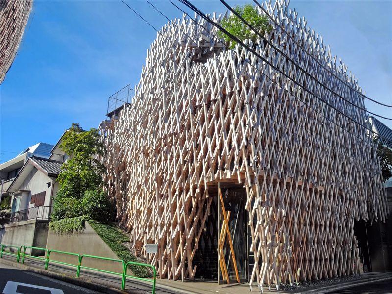 日本を代表する建築デザイン