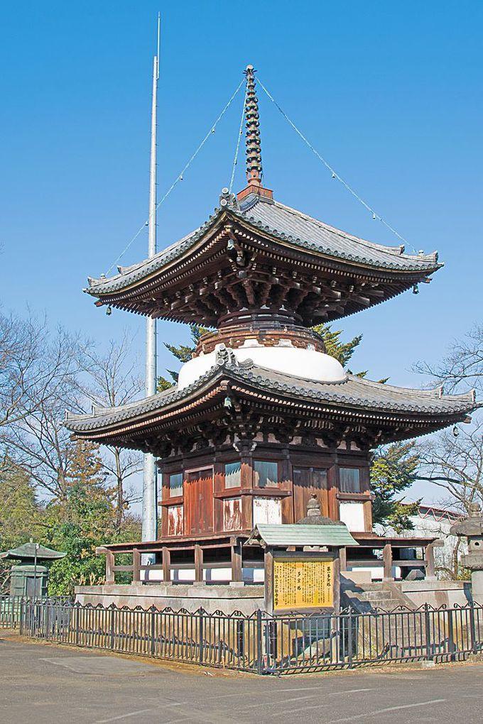 関西からも由緒ある二つの塔