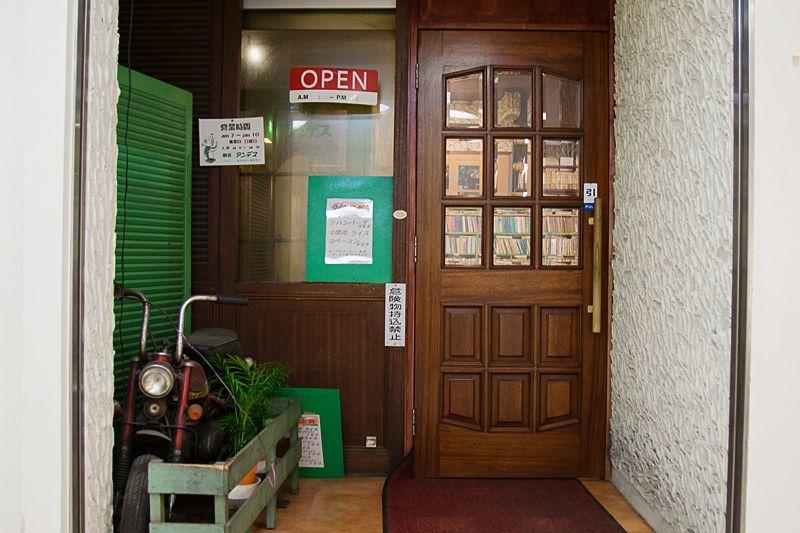 練馬駅前にある駅近の喫茶店
