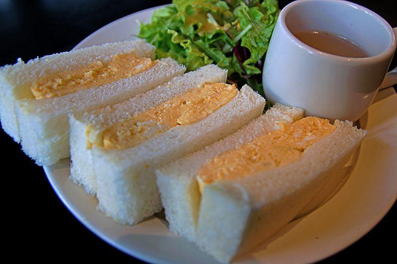 谷根千の古民家カフェ!谷中・カヤバ珈琲の名物たまごサンド