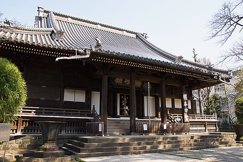 4.寛永寺(東叡山寛永寺)/清水観音堂