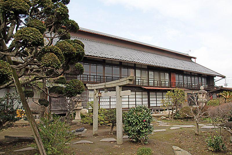 田島弥平旧宅の役割