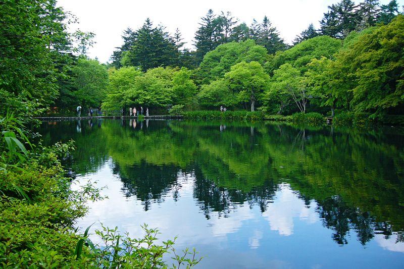 避暑地としての軽井沢の第一歩