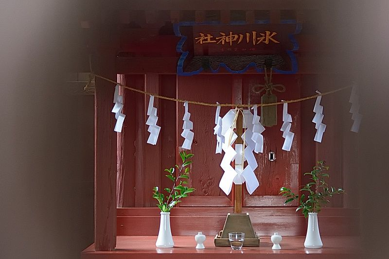 大牧の女神『大牧の氷川女体神社』