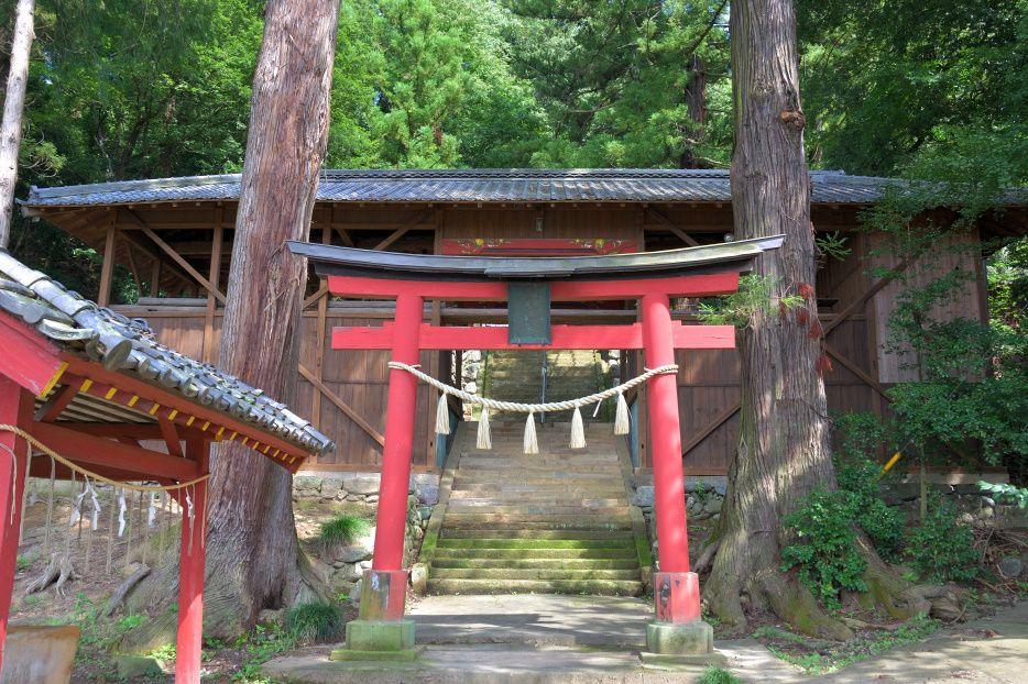 織田家の信仰を知る「小幡八幡神社」