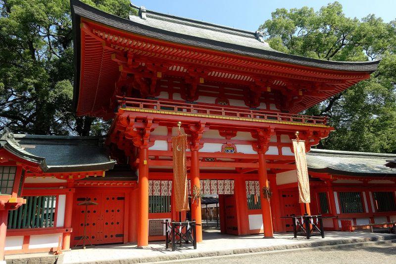 2.武蔵一宮 氷川神社(大宮氷川神社)